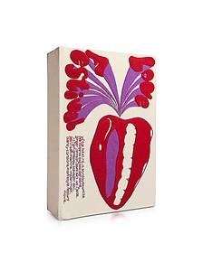 Love Festival Book Clutch - Olympia Le-Tan