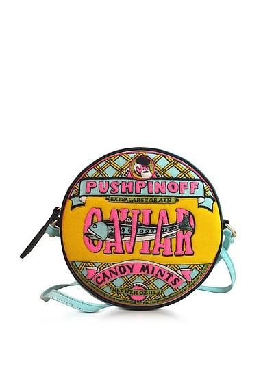 Caviar Crossbody Bag - Olympia Le-Tan
