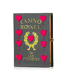 Casino Royale Book Clutch - Olympia Le-Tan