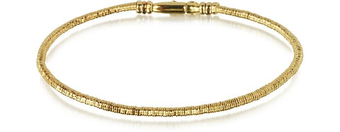 Capriccio - 18K Gold Snake Chain Bracelet - Orlando Orlandini