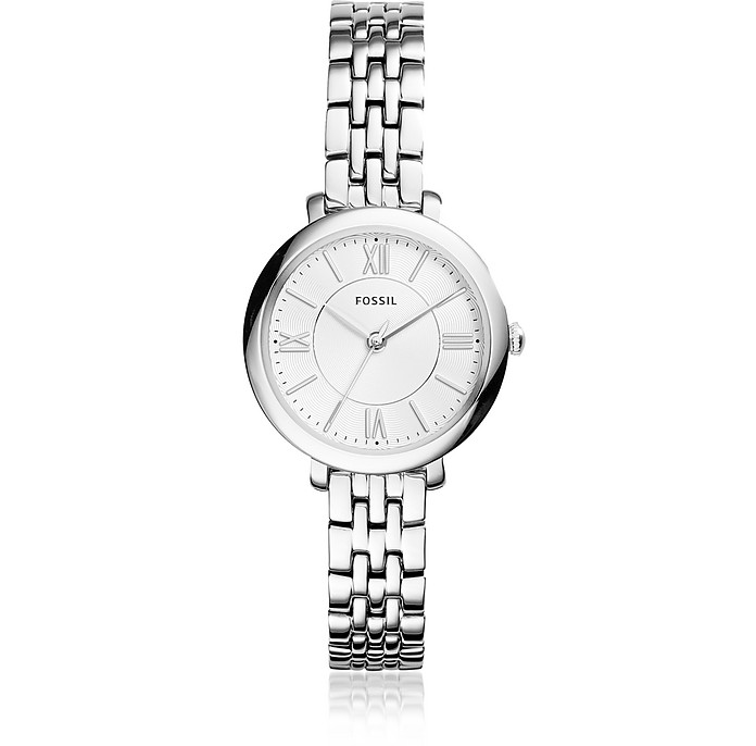 Jacqueline Mini Stainless Steel Women's Watch - Fossil