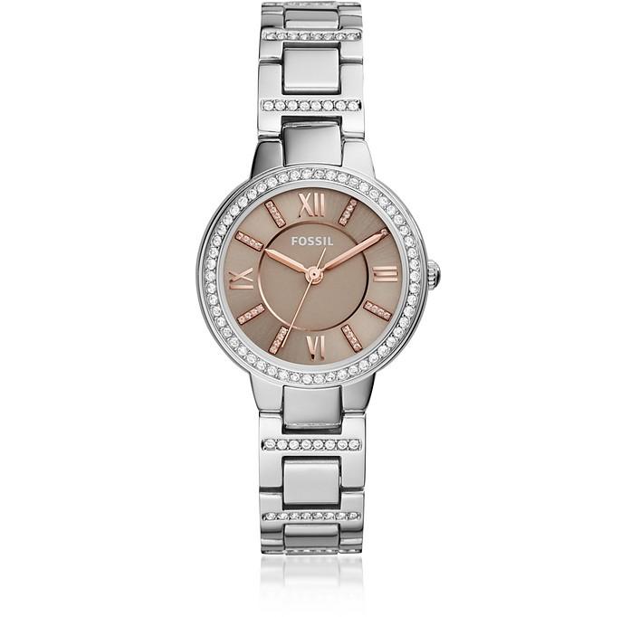 ES4147 Virginia Women's Watch - Fossil