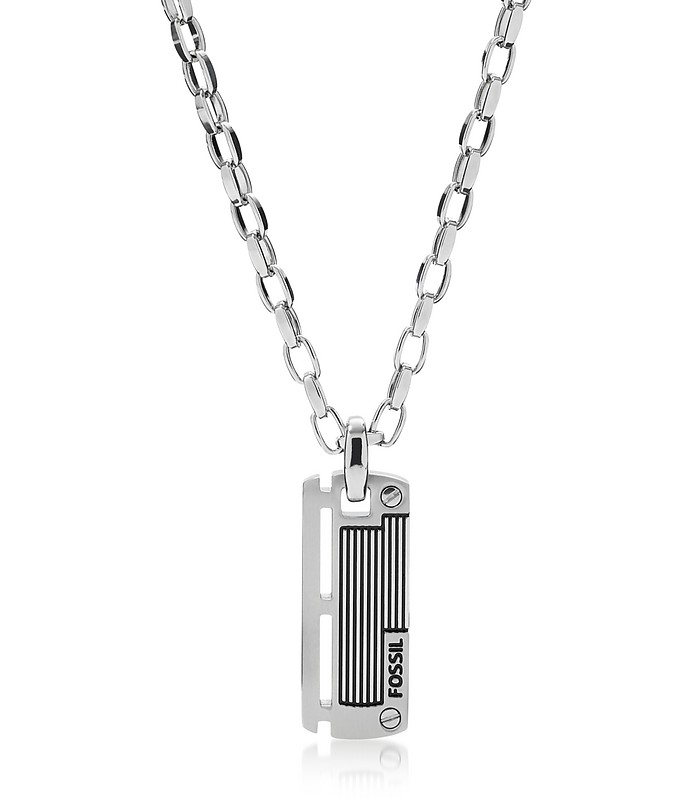 Men's Dress Necklace - Fossil