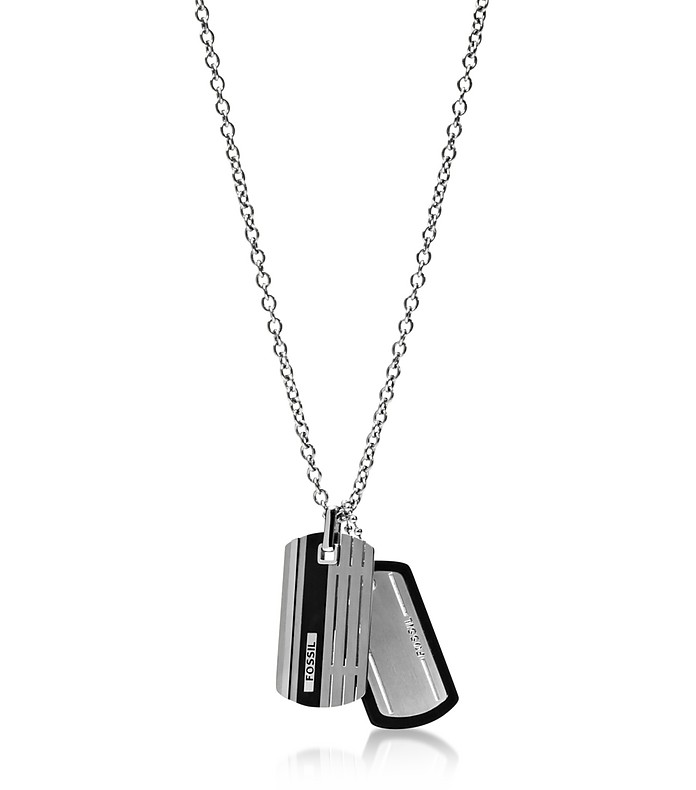 JF00494998 Mens dress Men's Necklace - Fossil