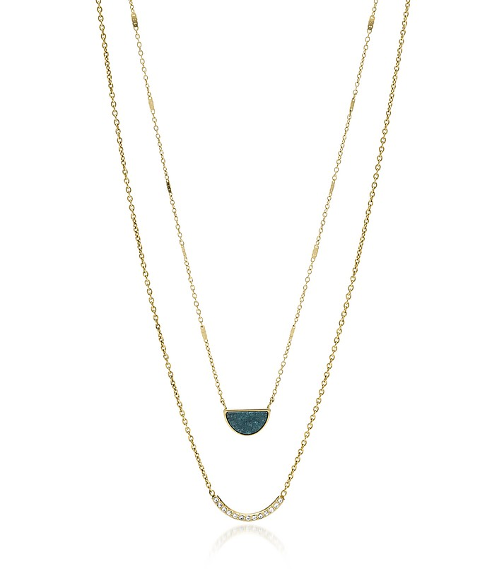 JF02947710 Fashion Women's Necklace - Fossil