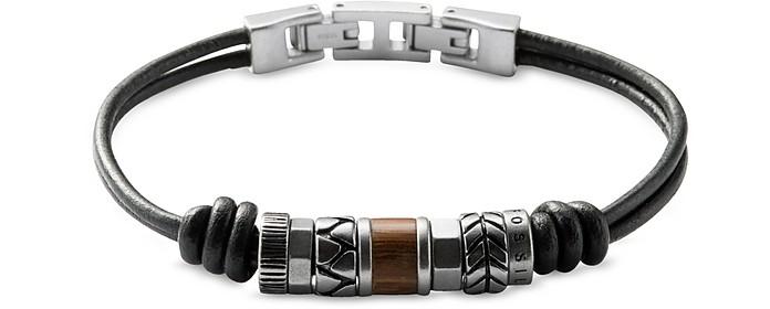 JF84196040 Vintage casual Men's Bracelet - Fossil
