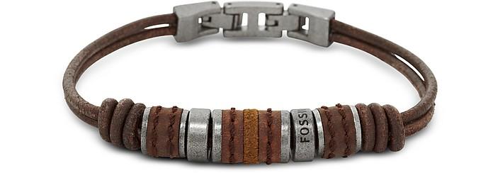 JF00900797 Vintage casual Men's Bracelet - Fossil