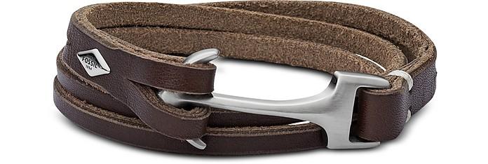 JF02205040 Vintage casual Men's Bracelet - Fossil