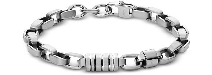 Men's Chain Link Dress Bracelet - Fossil