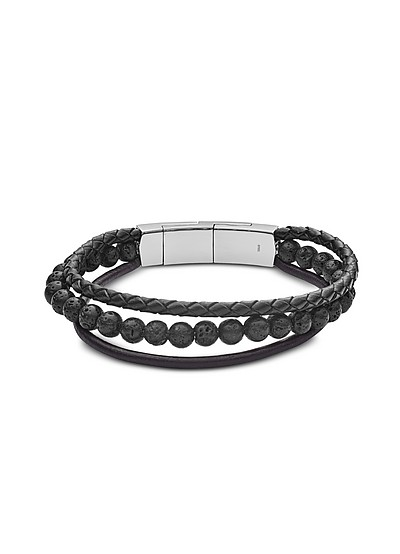 JF02886040 Vintage casual Men's Bracelet - Fossil