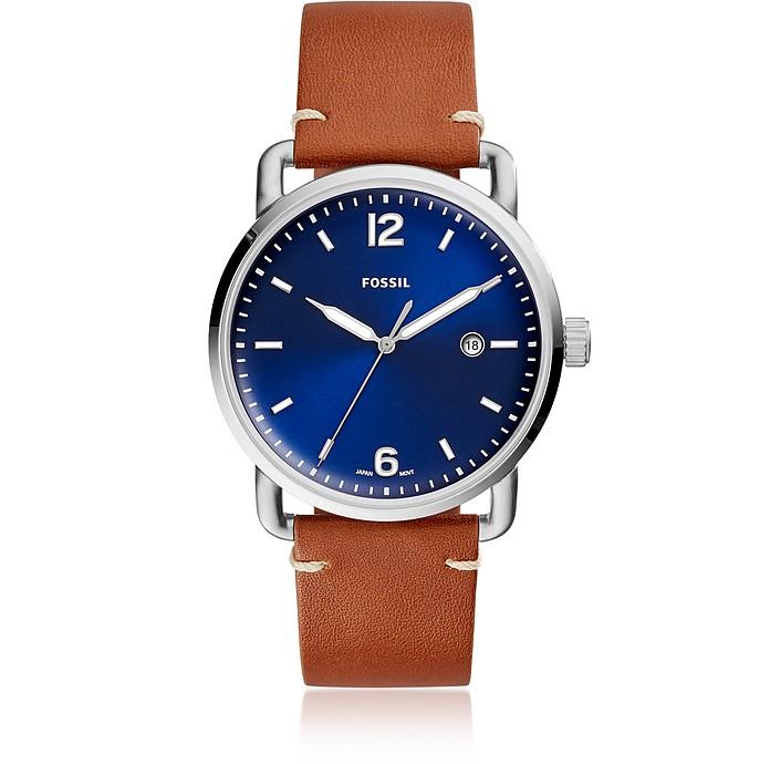 FS5325 The commuter 3h date Men's Watch - Fossil
