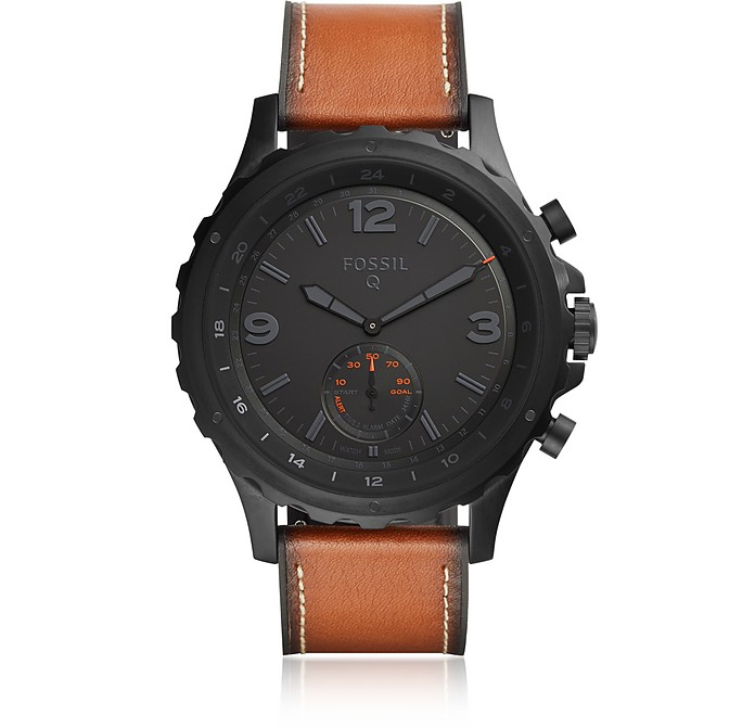 FTW1114 Q nate Men's Smartwatch - Fossil
