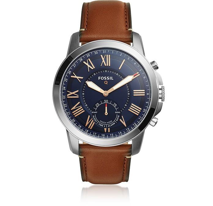 FTW1122 Q grant Men's Smartwatch - Fossil