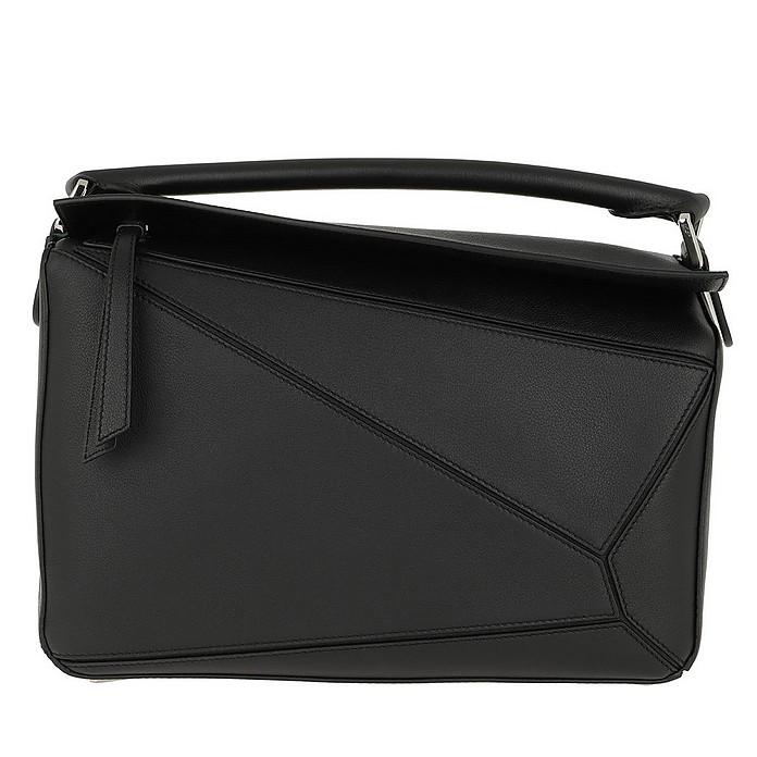 Puzzle Bag Classic Calf Black - Loewe / ロエベ
