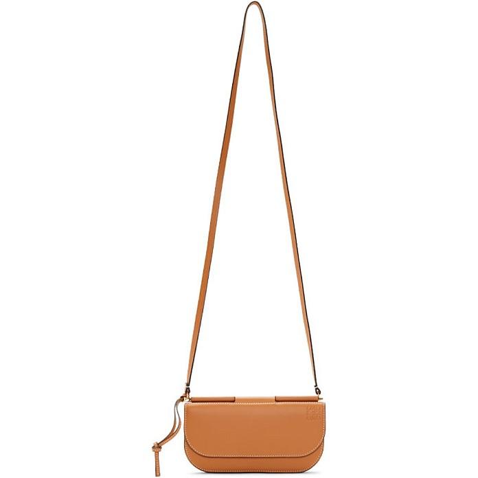 Tan Gate Pochette Bag - Loewe