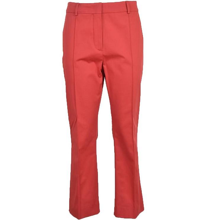 Women's Red Pants - SportMax