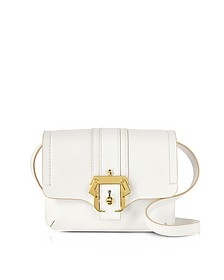 Cloud Dancer Leather Gigi Crossbody Bag - Paula Cademartori