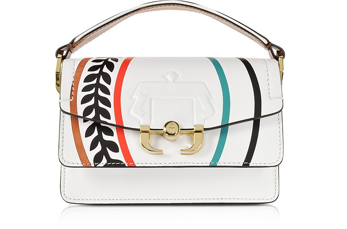 Imperia Leather Twi Twi Bag - Paula Cademartori
