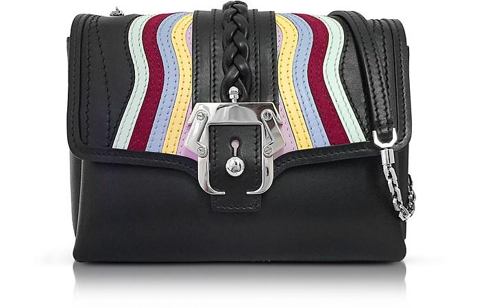 Carine Leather Crossbody Bag - Paula Cademartori