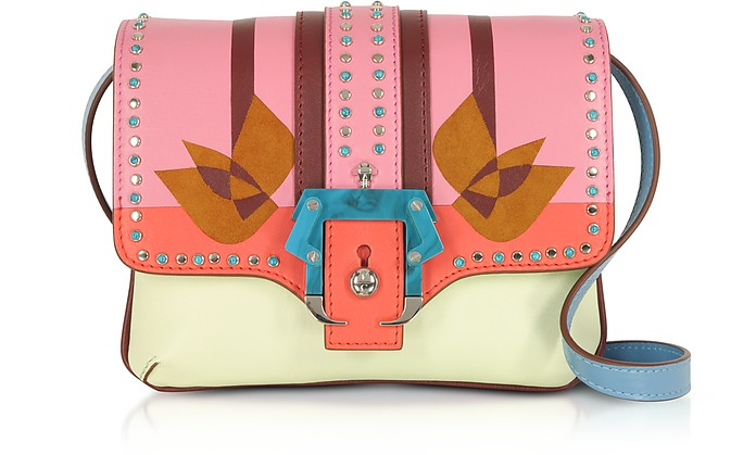 Geranium Pink Gigi Love Shoulder Bag - Paula Cademartori