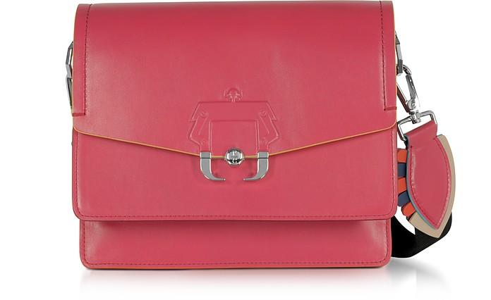 Twiggy Leather Shoulder Bag - Paula Cademartori