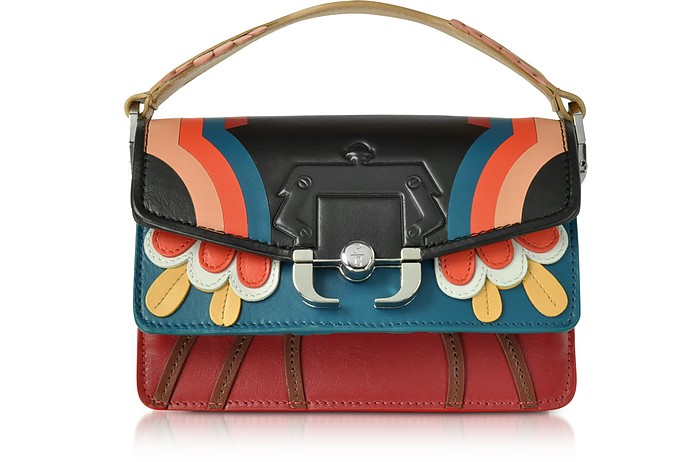 Twi Twi Multicolor Leather Shoulder Bag - Paula Cademartori