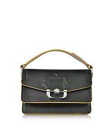 Twi Twi Black Leather Shoulder Bag - Paula Cademartori
