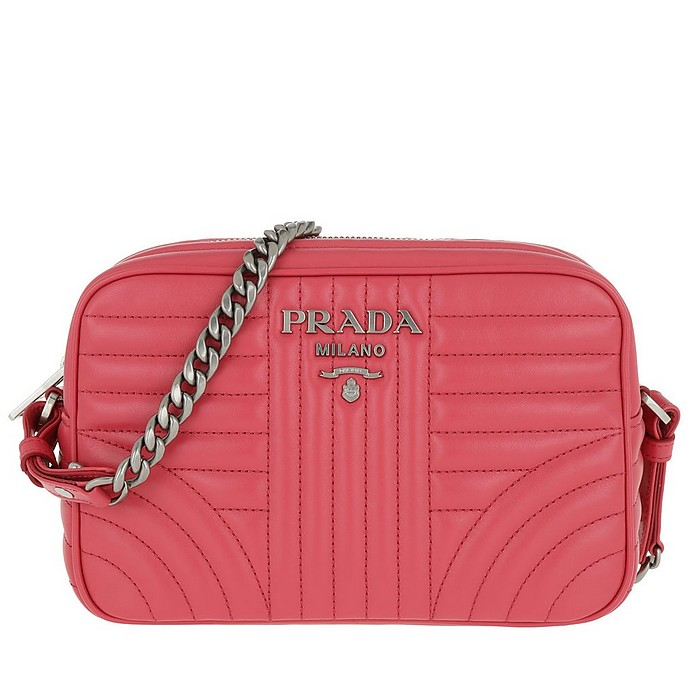 Diagramme Crossbody Bag Powder 2 - Prada