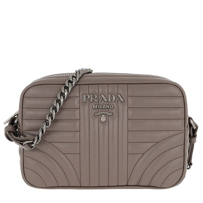 Diagramme Crossbody Bag Bamboo - Prada