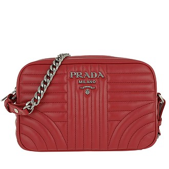 689090eb0360 Diagramme Crossbody Bag Fuoco 2 - Prada