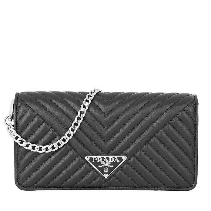 Crossbody Bag Mini Black - Prada