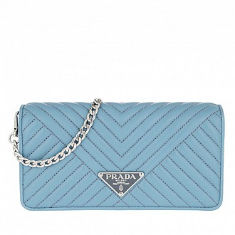 36c5ef8f7511d5 Mini Crossbody Bag Quilted Leather Astrale - Prada