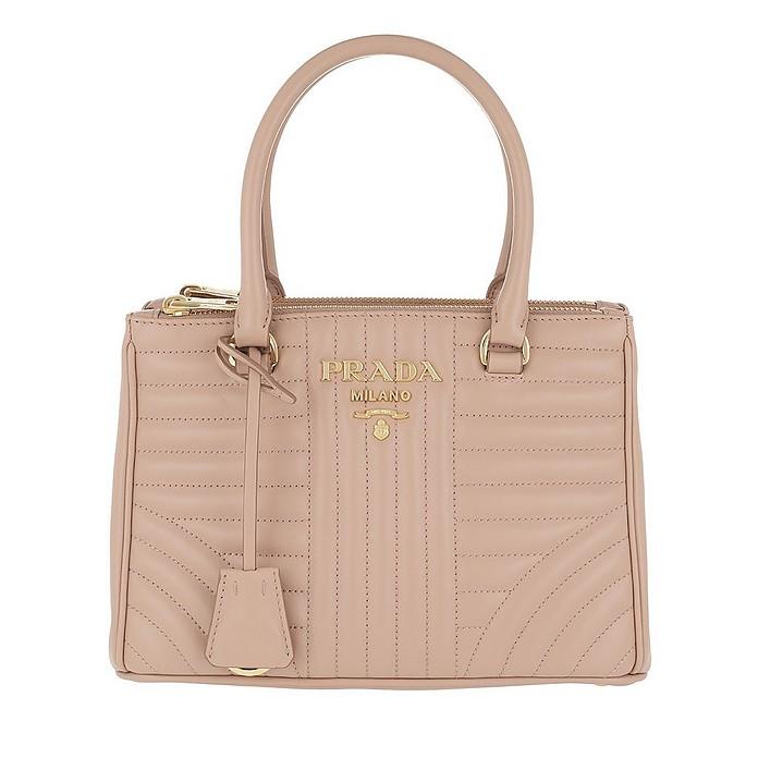 784db5f5355d Prada Galleria Tote Bag Small Cipria at FORZIERI