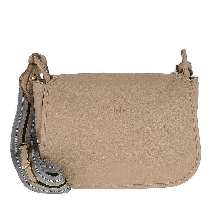 Crossbody Bag Leather Cammeo - Prada / プラダ