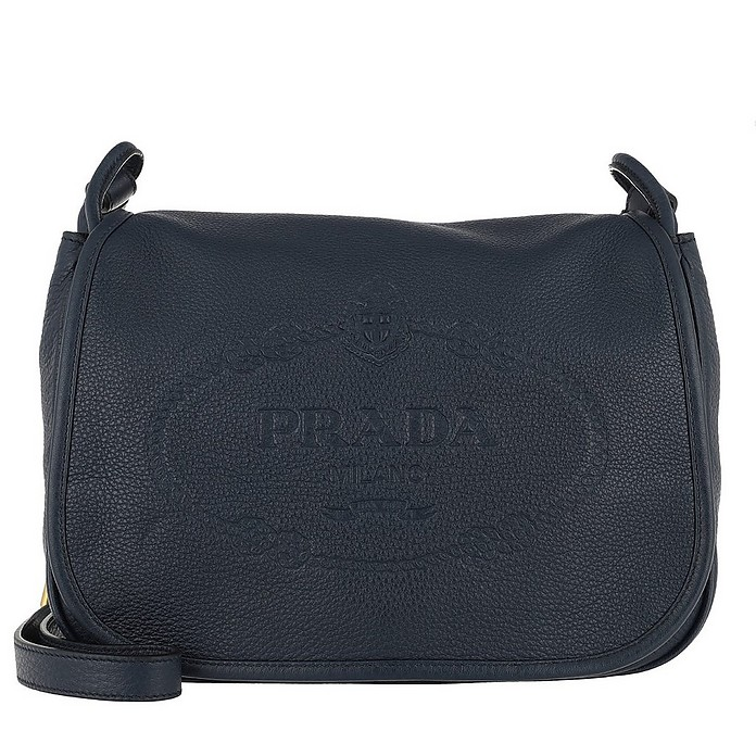 7ec7f463b0fe Prada Crossbody Bag Leather Baltico at FORZIERI