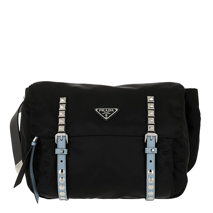 46b96bef Nylon Belt Bag Nero