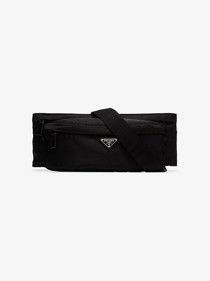 Prada Accessories PRADA XBDY BAG PCH BLK