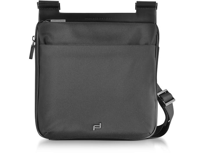 M2 Black Shyrt Nylon Crossbody Bag - Porsche Design