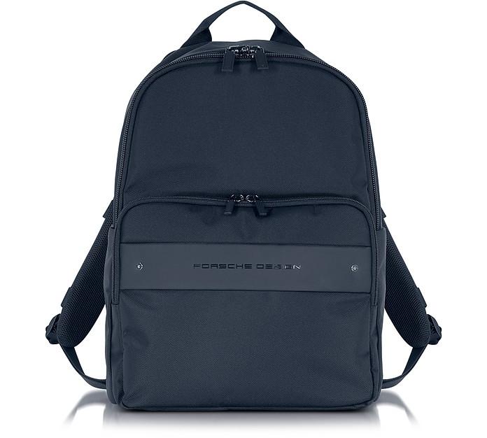 Cargon 2.5 Dark Blue Nylon Backpack  - Porsche Design