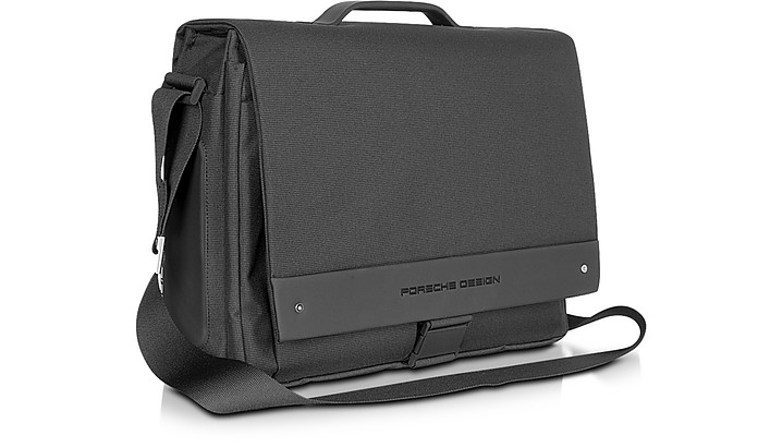 porsche design briefbag fs black laptop messenger bag. Black Bedroom Furniture Sets. Home Design Ideas