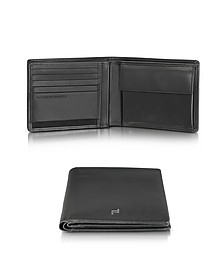 Touch Black Leather H10 Billfold Wallet - Porsche Design