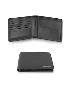 CL 2.0 - Black Leather Billfold - Porsche Design