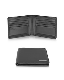 CL 2.0 - Black Genuine Leather Billfold - Porsche Design