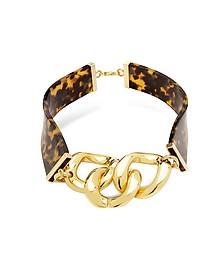 Bracelet écailles de tortue - Pluma
