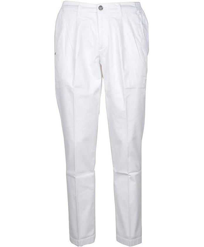 Men's White Pants - C+Plus