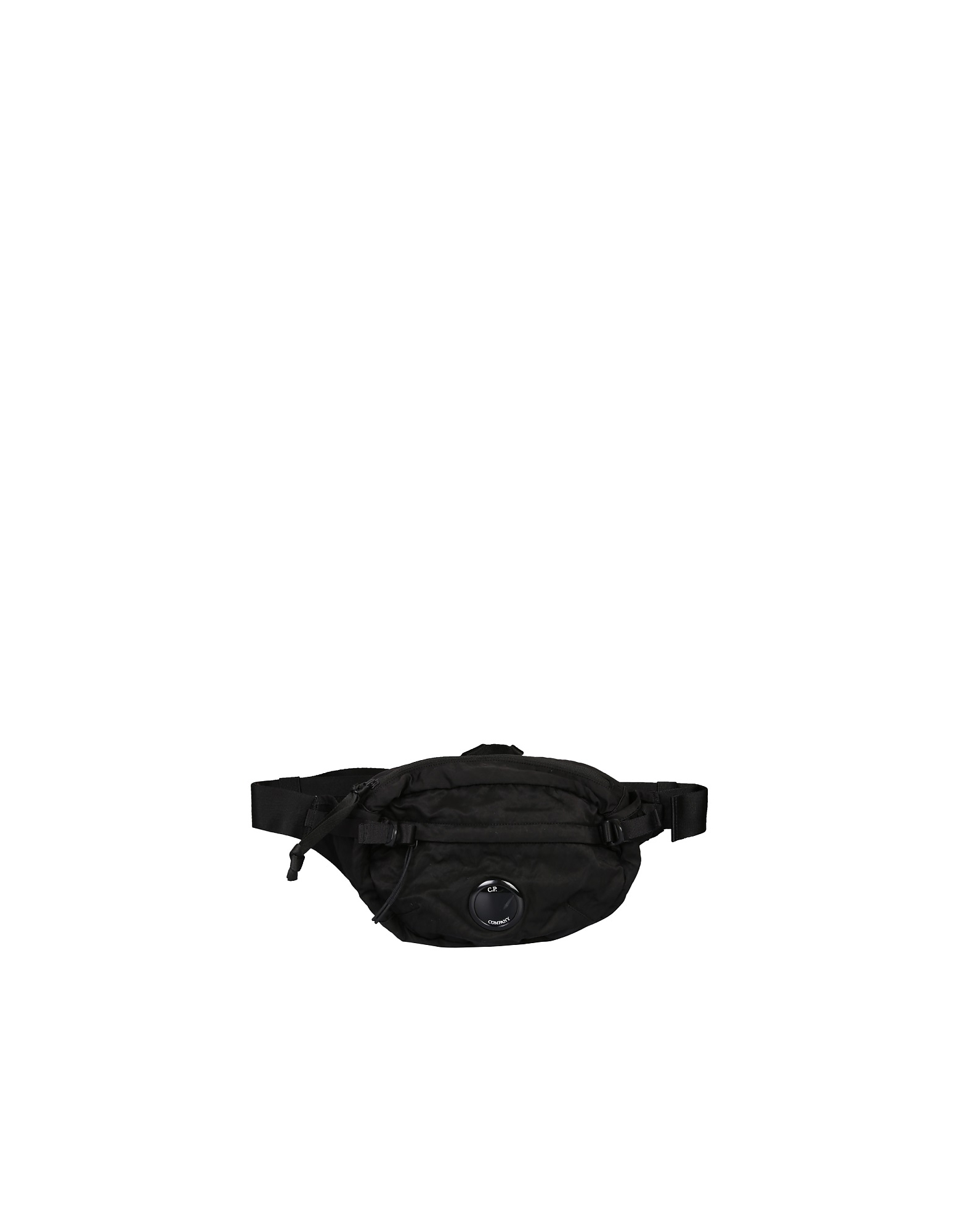 C.p. Company BELT BAG WITH ICONIC LENS