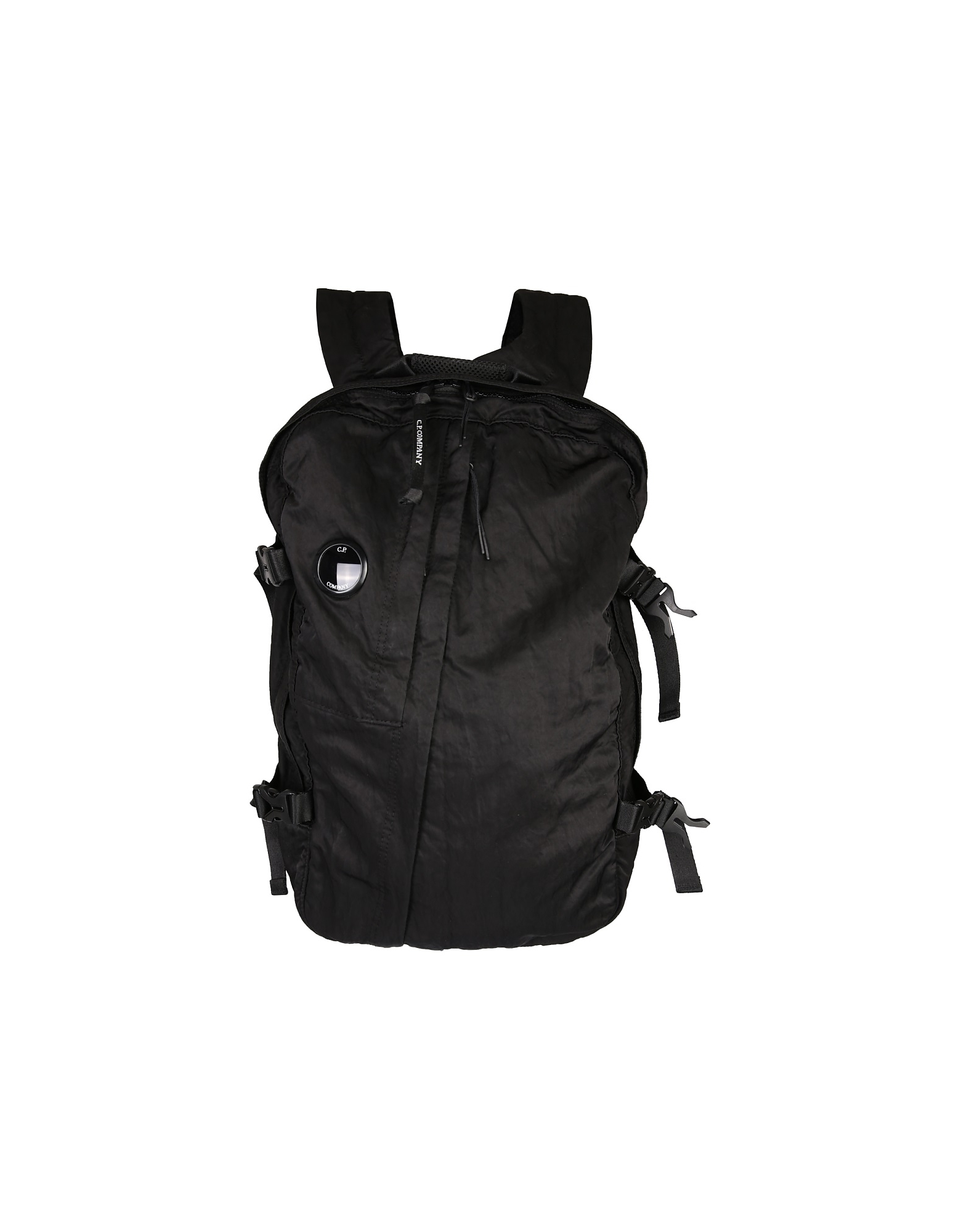 C.p. Company BACKPACK WITH ICONIC LENS