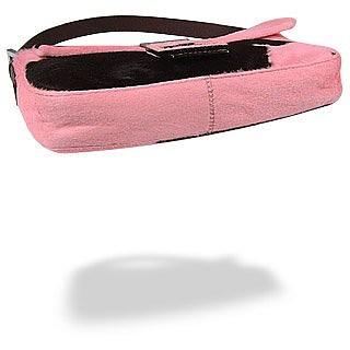 Pink Cow Baguette Handbag - Fendi.  329.00 Actual transaction amount 051029a466218