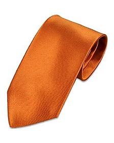 Solid Silk Tie - Forzieri