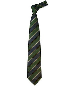 Regimental Extra-Long Tie - Forzieri